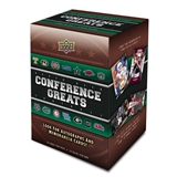 2014 Upper Deck Conference Greats Football 10-Pack Box (5-Box Lot)