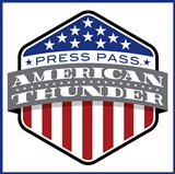 2014 Press Pass Wheels American Thunder Racing Hobby 10-Box Case (Presell)