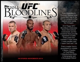 2014 Topps UFC Bloodlines Hobby Box (Presell)