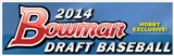 2014 Bowman Draft Picks & Prospects Baseball Hobby Box (Presell)