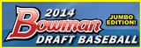 2014 Bowman Draft Picks & Prospects Baseball Jumbo 8-Box Case (Presell)