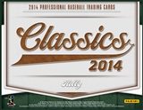 2014 Panini Classics Baseball Hobby Mini Box