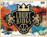 2013/14 Panini Court Kings Basketball Hobby 15-Box Case (Presell)