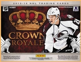 2013/14 Panini Crown Royale Hockey Hobby Box (Presell)