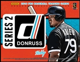 2014 Donruss Series 2 Baseball Hobby 16-Box Case (Presell)