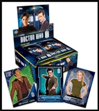 Doctor Who Trading Cards Hobby 8-Box Case (Topps 2015) (Presell)