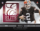 2014 Panini Elite Football Hobby Case - DACW Live 30 Spot Random Team Break
