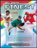 2014 Topps Finest Baseball Hobby 8-Box Case (Presell)