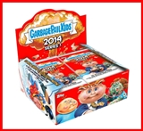 Garbage Pail Kids Brand New Series 2 Hobby 8-Box Case (Topps 2014) (Presell)