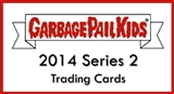 Garbage Pail Kids Brand New Series 2 Collector's Edition Hobby 8-Box Case (Topps 2014) (Presell)