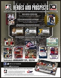 2013/14 In The Game Heroes & Prospects Hockey Hobby 20-Box Case (Presell)