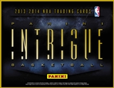 2013/14 Panini Intrigue Basketball Hobby Box (Presell)
