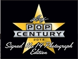 2014 Leaf Pop Century Signed 11x14 Signed Photograph Hobby Pack (Box)