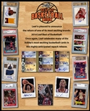 2014 Leaf Best Of Basketball Hobby Box (Presell)