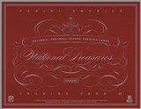 2014 Panini National Treasures Football Hobby Box (Presell)