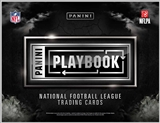 2014 Panini Playbook Football Hobby Box (Presell)
