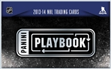2013/14 Panini Playbook Hockey Hobby Box (Presell)