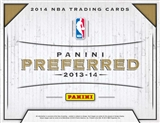 Image for 2013/14 Panini Preferred Basketball Case - DACW Live 30 Spot Random Team Break