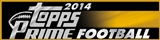 2014 Topps Prime Football Hobby 6-Box Case (Presell)