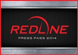 2014 Press Pass Redline Racing Hobby 10-Box Case (Presell)