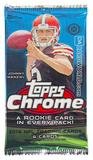 2014 Topps Chrome Football Hobby Pack