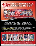 2014 Topps Factory Set Baseball Hobby (Box) Case (12 Sets) (Presell)