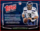 2014 Topps Football Jumbo Box (Presell)