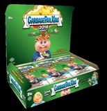 Garbage Pail Kids Brand New Series 1 Collector's Edition Hobby 8-Box Case (Topps 2014) (Presell)