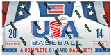 2014 Panini USA Baseball Hobby Box