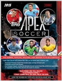 Image for 2015 Topps Apex Soccer 8-Box Hobby Case- DACW Live 20 Spot Random Team Break #2
