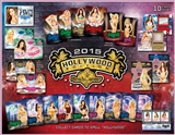 BenchWarmer Hollywood Edition Hobby 9-Box Case (2015) (Presell)