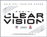 2015 Panini Clear Vision Football Hobby Pack