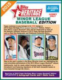 2015 Topps Heritage Minor League Baseball Hobby Pack