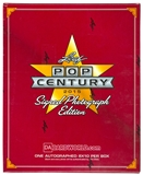 2015 Leaf Pop Century Signed 8x10 Photograph Edition Hobby Box