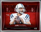 2015 Panini Luxe Football Hobby 5-Box Case (Presell)