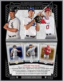 2015 Topps Museum Collection Baseball Hobby Box (Presell)