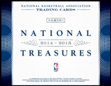 Image for 2014/15 Panini National Treasures Basketball Case - DACW Live 30 Spot Random Team Break #4