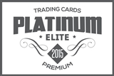 2015 Onyx Platinum Elite Baseball Hobby 24-Box Case (Presell)