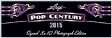 2015 Leaf Pop Century Signed 8x10 Photograph Edition Hobby Box (Presell)