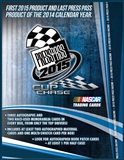 2015 Press Pass Cup Chase Racing Hobby 16-Box Case (Presell)