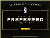 2014/15 Panini Preferred Basketball Hobby 10-Box Case (Presell)