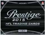 Image for 2015 Panini Prestige Football 12-Box Hobby Case- DACW Live at National 32 Spot Random Team Break #1