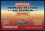 2015 Super Break Primary Players: All Teams In Hobby 4-Box Case -DACW Live 4 Spot Draft Break #1