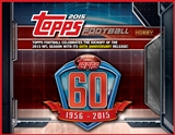 2015 Topps Football Hobby Box (Presell)