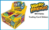 Wacky Packages Collector's Edition Hobby 6-Box Case (Topps 2015) (Presell)