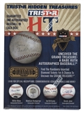 2015 TriStar Hidden Treasures Series 7 Baseball Hobby Box