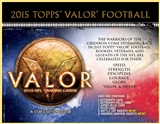 2015 Topps Valor Football Hobby Box (Presell)