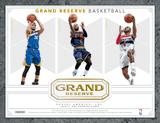 2016/17 Panini Grand Reserve Basketball Hobby 8-Box Case (Presell)