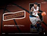 2016/17 Panini Aficionado Basketball 12-Box Case - DACW Live 30 Spot Random Team Break #1