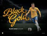 2016/17 Panini Black Gold Soccer Hobby 8-Box Case (Presell)